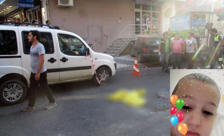 Korkunç kaza! Kamyonetin altında kalan Adem yaşamını yitirdi