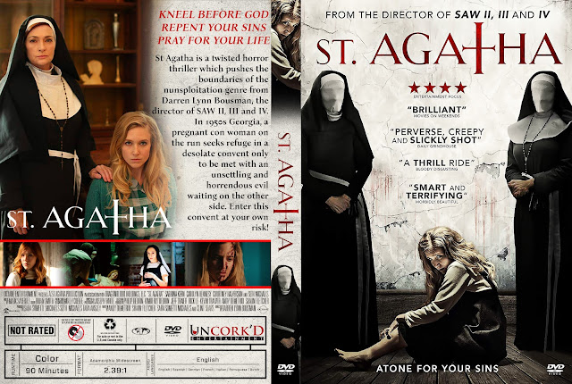 St. Agatha DVD Cover