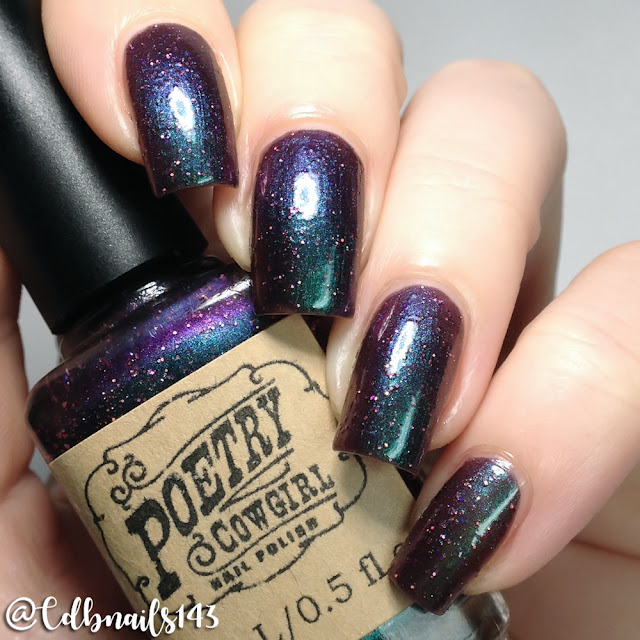 Poetry Cowgirl Nail Polish-Faerie Whispers