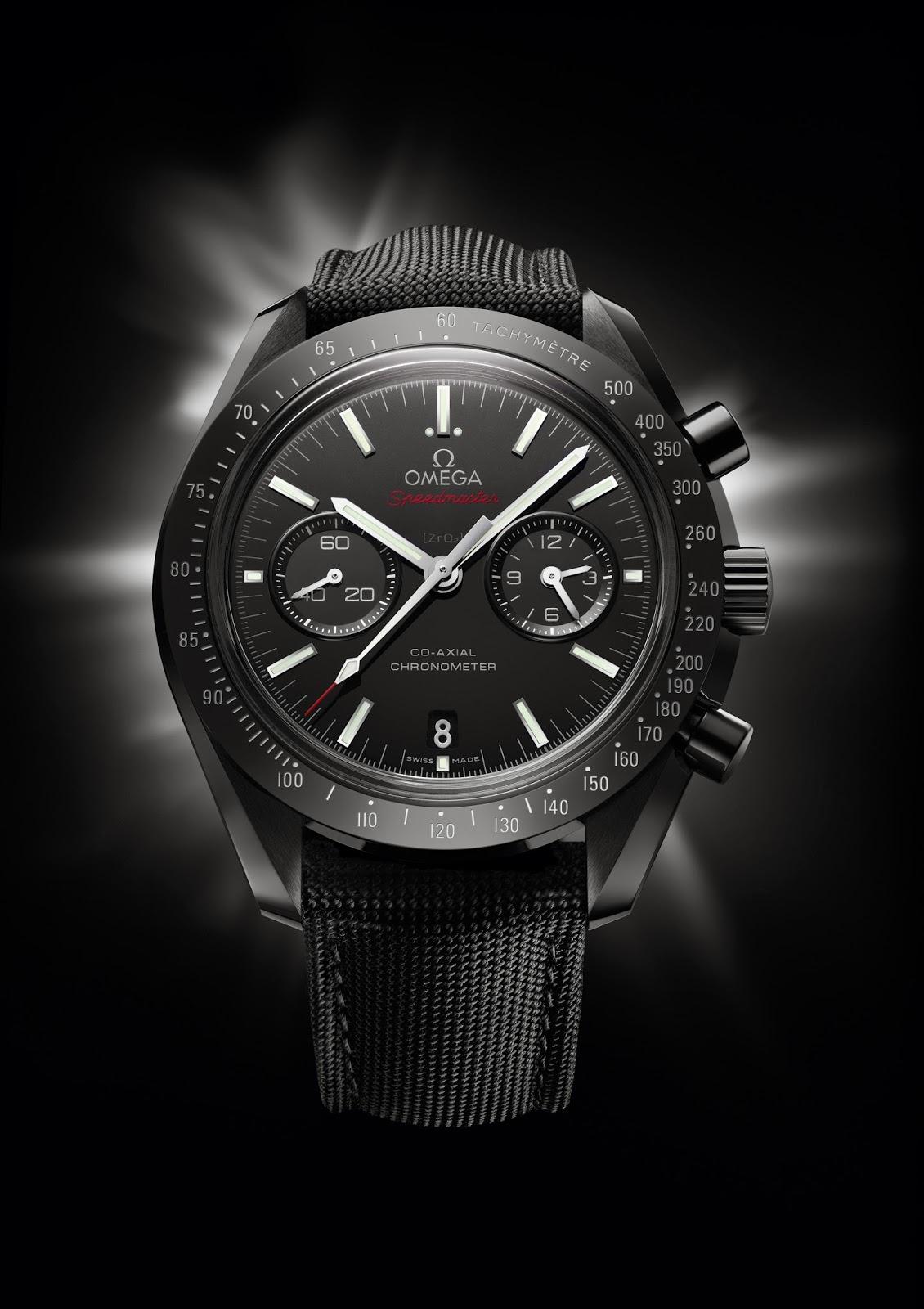 bd4769bd9cd Estação Cronográfica  Chegado ao mercado - relógio Omega Speedmaster ...