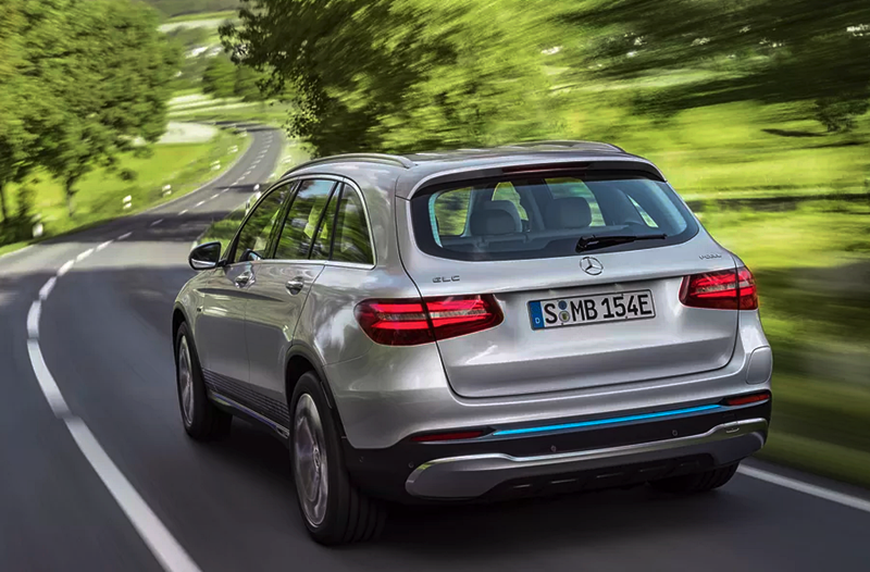2019 mercedes benz glc f cell hydrogen fuel car future for Mercedes benz f cell price