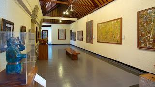 Museum Puri Lukisan In Gianyar