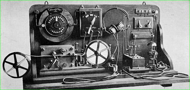 Morse Code and Telegraph