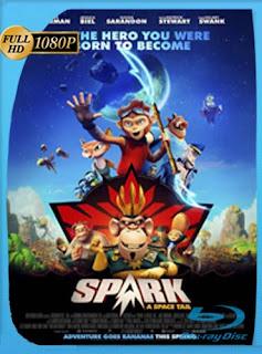 Spark Un mono espacial (2016) HD [1080p] Latino [GoogleDrive] SilvestreHD