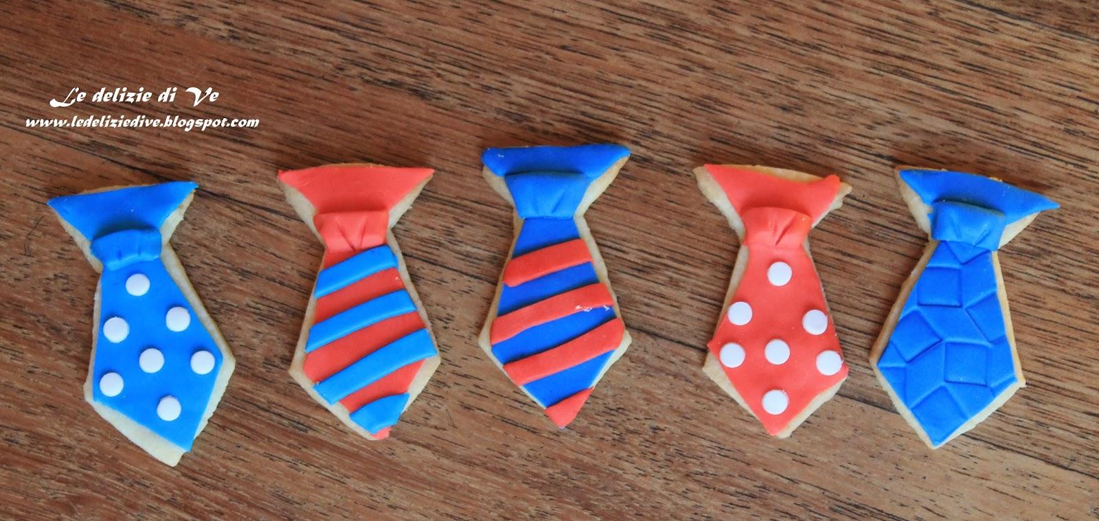 Le delizie di ve festa del papa cookies