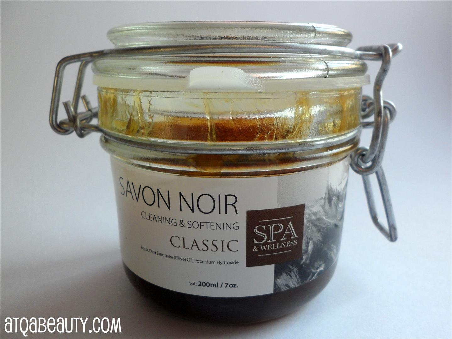 Pielęgnacja :: Savon Noir Classic Organique