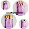 Lilin Ulang Tahun Stik Bentuk Balon
