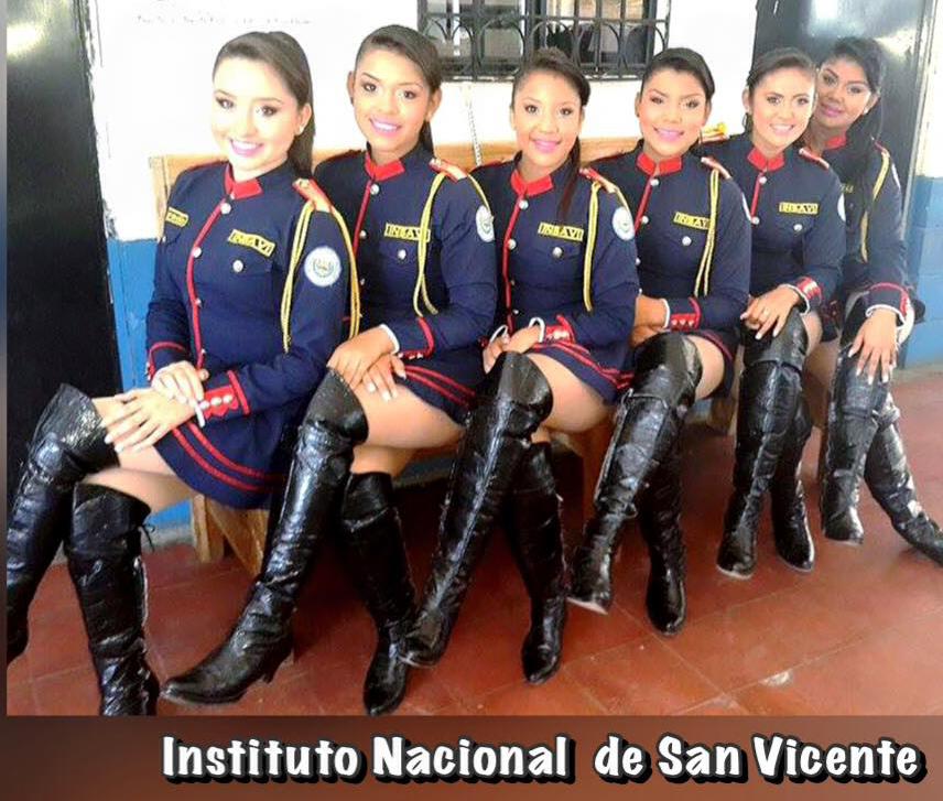 Cachiporras Inu: Las Mejores Cachiporras El Salvador 2015