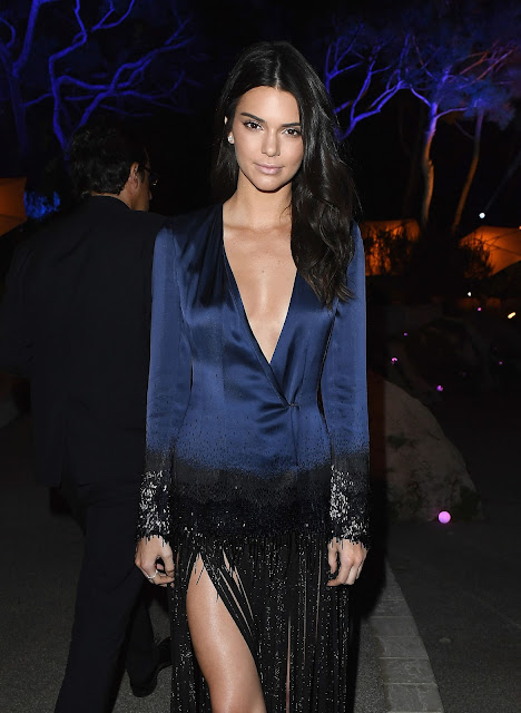 Fashion Model, @ Kendall Jenner - Vanity Fair and Chopard After Party at Cannes Film Festival