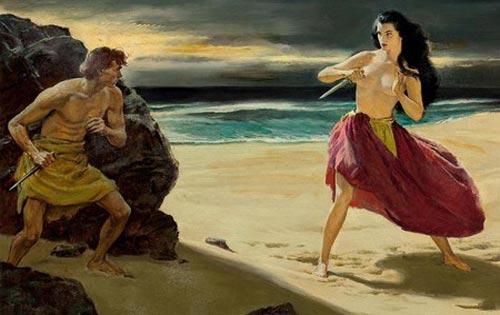 Pirate Queen Teuta of Illyria 9 Bajak Laut Wanita Terkenal Paling Ditakuti