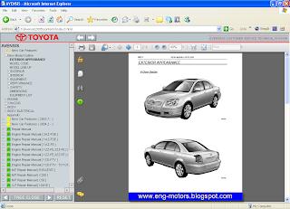 Toyota avensis repair manual