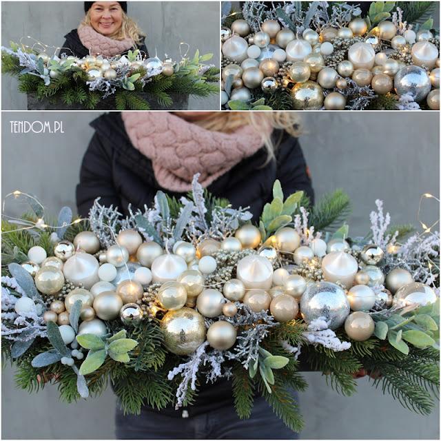 Dekoracje Bożonarodzeniowe najwyższej jakości