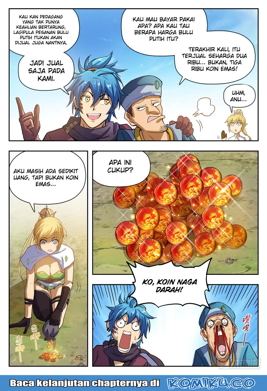 Manga Hunter Age Chapter 221 gambar ke-16