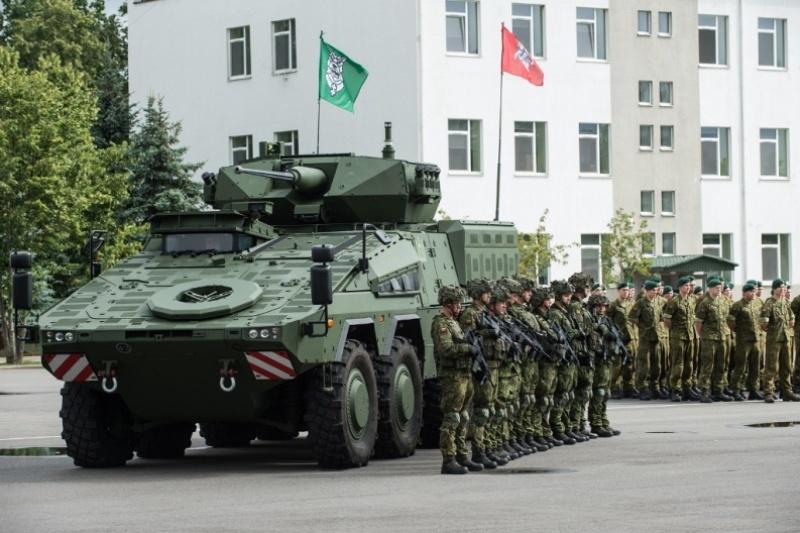 Литва планує збільшити армію