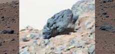 Alien Skull On Discovered On Mars