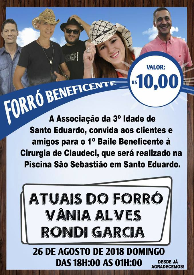 Forró Beneficente