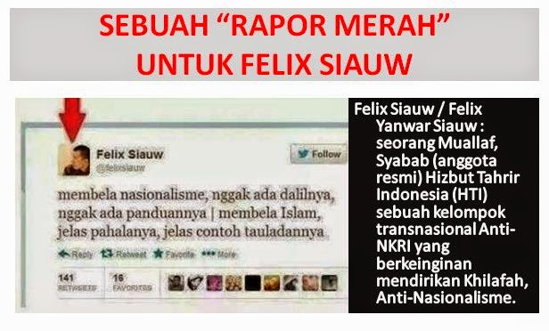 Membahayakan NKRI, Kajian Ustadz HTI Felix Siauw Dibubarkan Polisi Malang