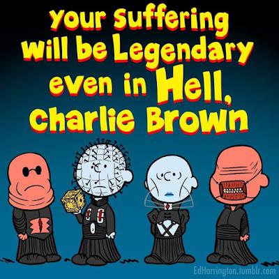 Meme de humor sobre Hellraiser