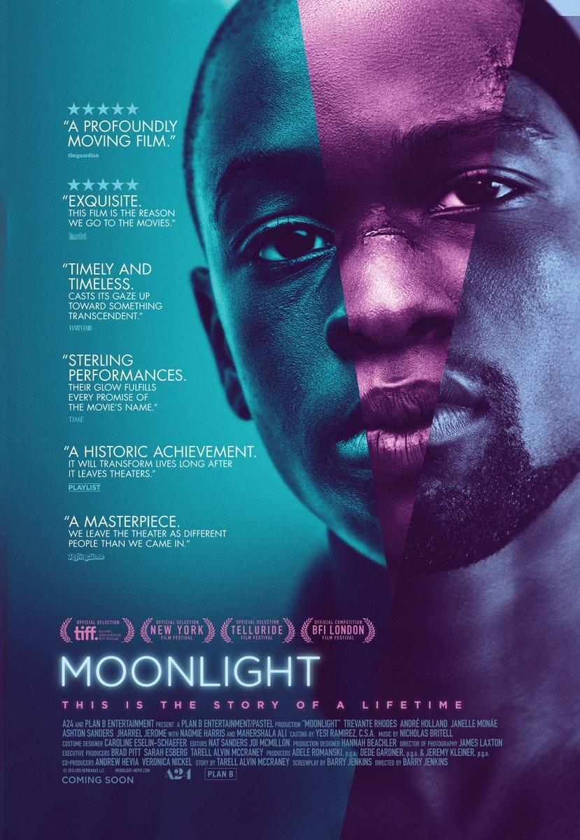 Moonlight: Sob a Luz do Luar - Cinemaniac
