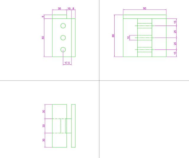 Costruiamo i mobili i tavoli 3 for Dima per spine