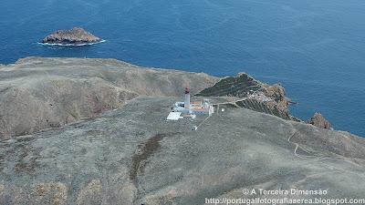Arquipélago das Berlengas - Berlenga Grande - Farol e Cerro da Velha