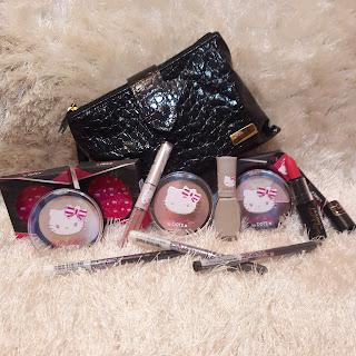 maquiagem dote hello kit, hello kit maquiagem