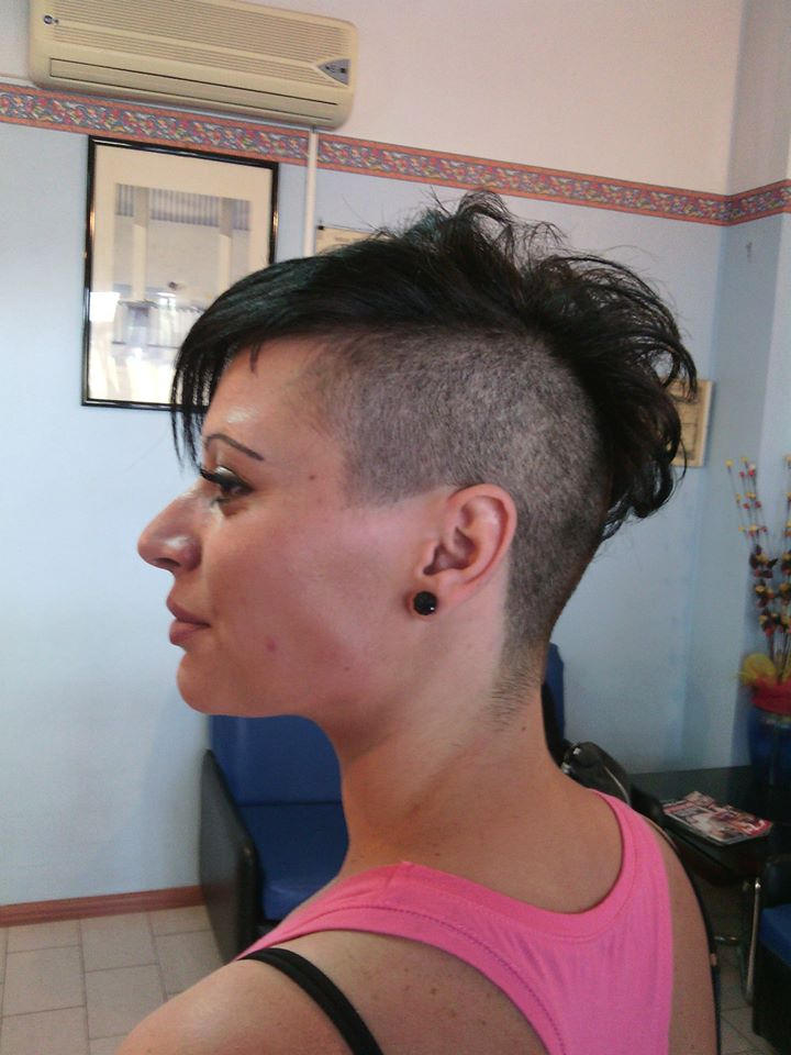 Side Shaved Pixies Images And Videos The Haircut Web