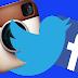 طريقة التبليغ على حساب منتحل  في فيسبوك وتويتر و انستقرام  واغلاقة