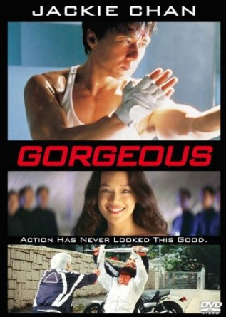 Poster Of Gorgeous 1999 Dual Audio 350MB BRRip 480p ESubs - Uncut Free Download Watch Online