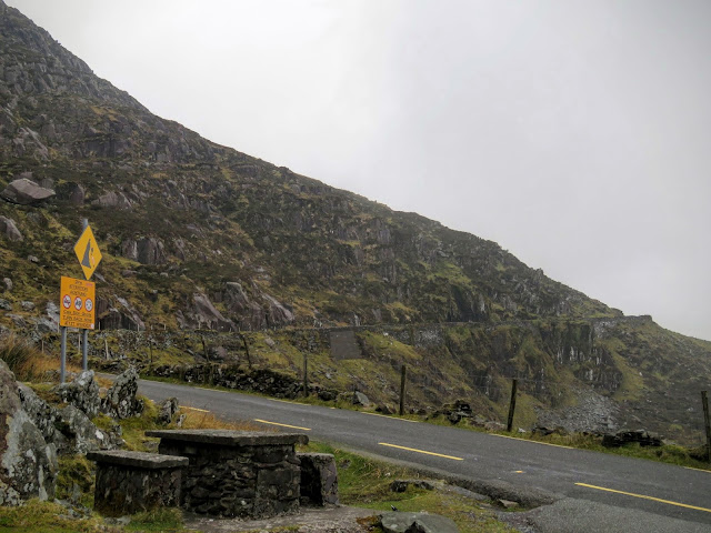 Day Trip from Dingle Town to Tralee - Conor Pass