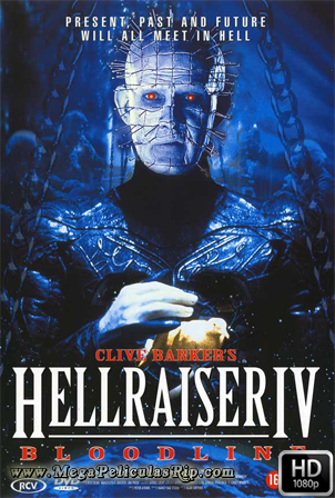 Hellraiser 4: Bloodline [1080p] [Latino-Ingles] [MEGA]