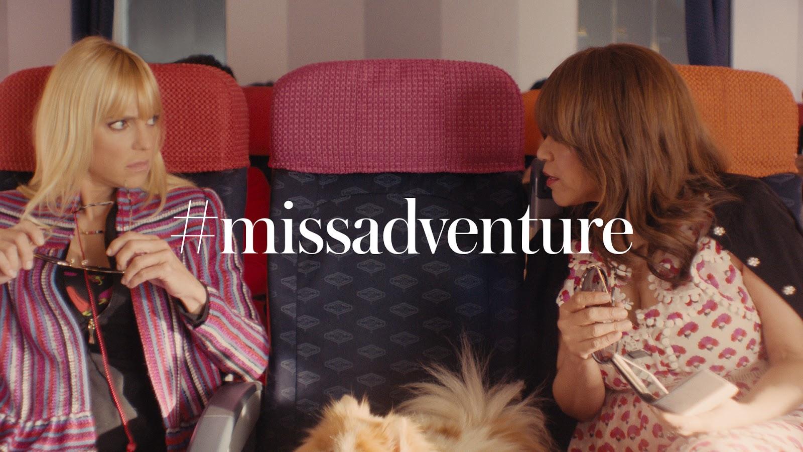 Video: Kate Spade's Miss Adventure series, Season 3, Episode 1