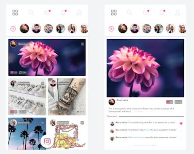 Cara Share Postingan Instagram Ke Instagram Story