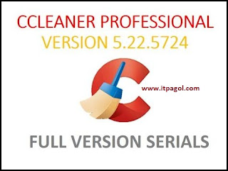 CCleaner Professional Plus 5.22.5724 Final Full Version