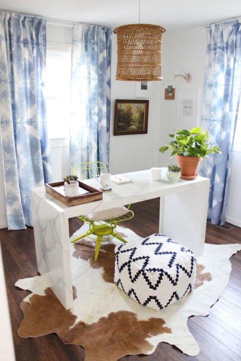 Subtly Surprise Curtain Ideas! RR Interiors