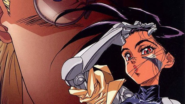 Battle Angel Alita - film od Camerona i Rodrigueza
