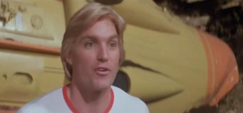 Flash Gordon - 1980 - Aquellos maravillosos años 80: Flash Gordon -Ted - el troblogdita - el fancine - Álvaro García - @repaci31