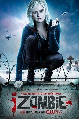 iZombie - 4ª Temporada - Legendada Séries Torrent Download capa