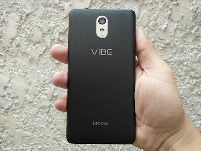 Lenovo Vibe P1m Back