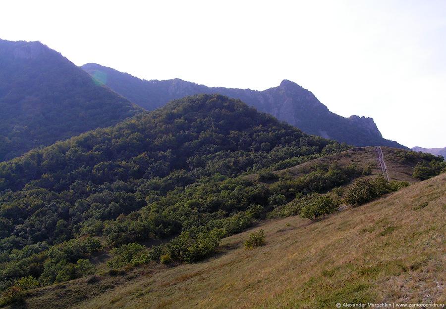 Вершины Бештау