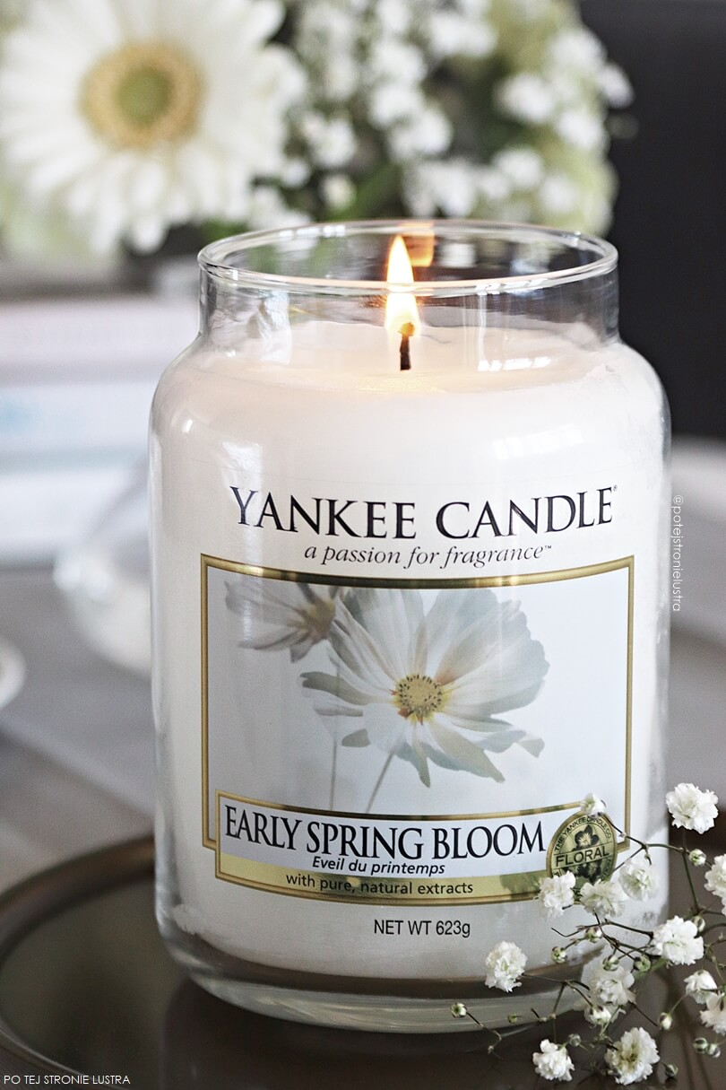 yankee candle early spring bloom limitowany zapach na wiosnę 2018