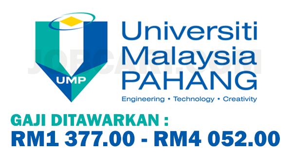 UNIVERSITI MALAYSIA PAHANG UMP