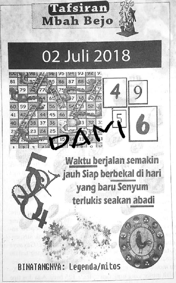 Forum Syair Brm Stmd Pue Singapore 2 Juli 2018 Kode Syair Sgp Hk Sd Motesia