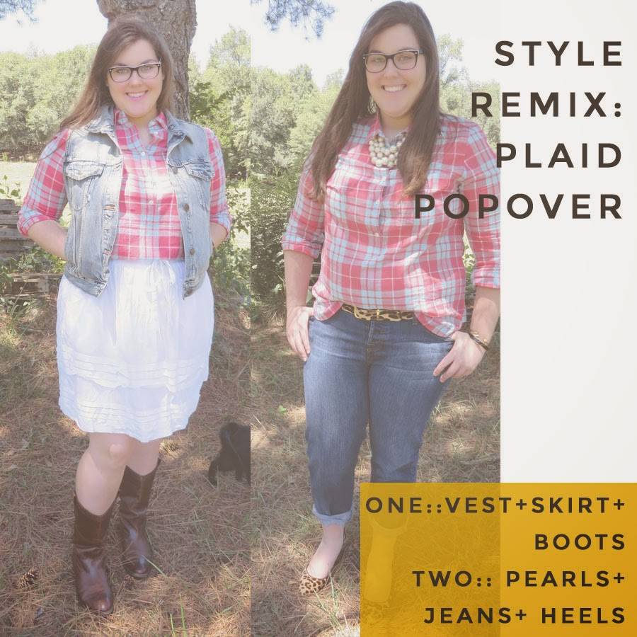 plaid popover remix :: www.hayesdays.com
