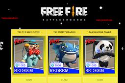 Script Phising Free Fire Event Diamond & Bundle Gratis Terbaru