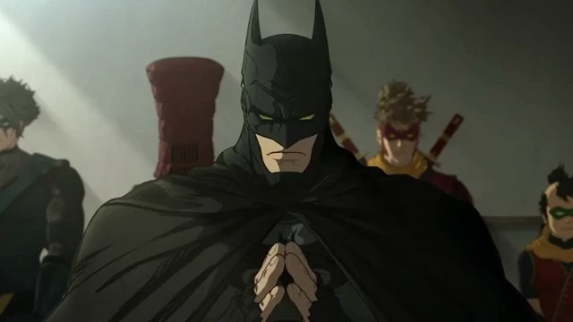 Batman Ninja : Anime Film Gets New trailer.