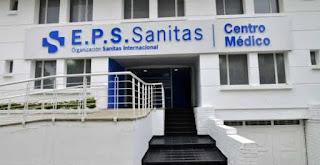 EPS Sanitas en Pereira -  Direcciones, y horarios