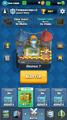 Download Game Clash Royale Apk Terbaru