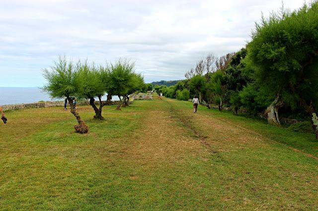 Paseo de San Pedro, Llanes