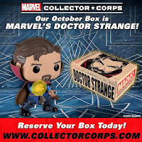 Marvel Collector Corps Doctor Strange